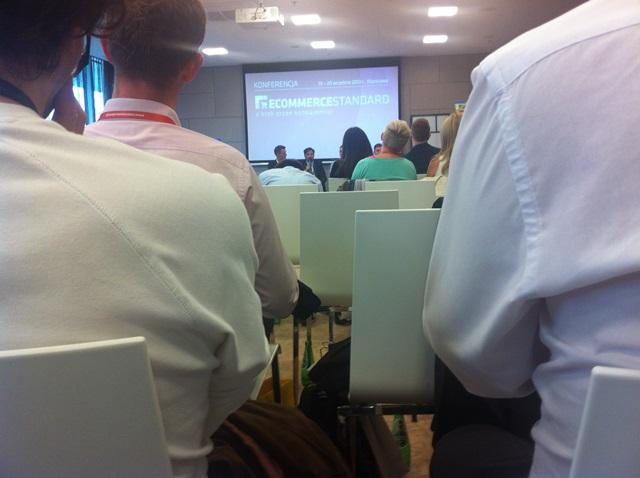 Konferencja ecommercestandard 2013