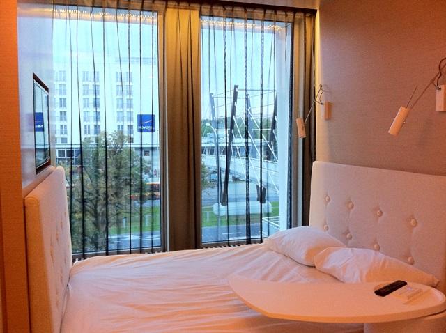 Pokój w hotelu soundgarden