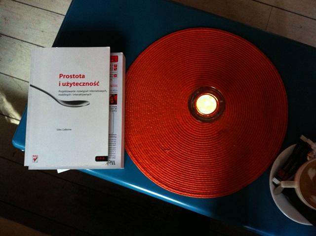 Recenzja książki Prostota i użyteczność (Giles Colborne, 2011)