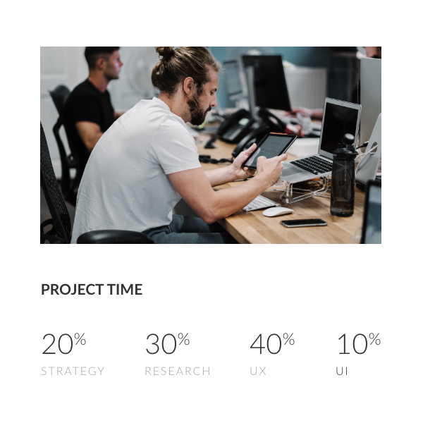 Bookkeeping Assistant - Project Time - Usability LAB