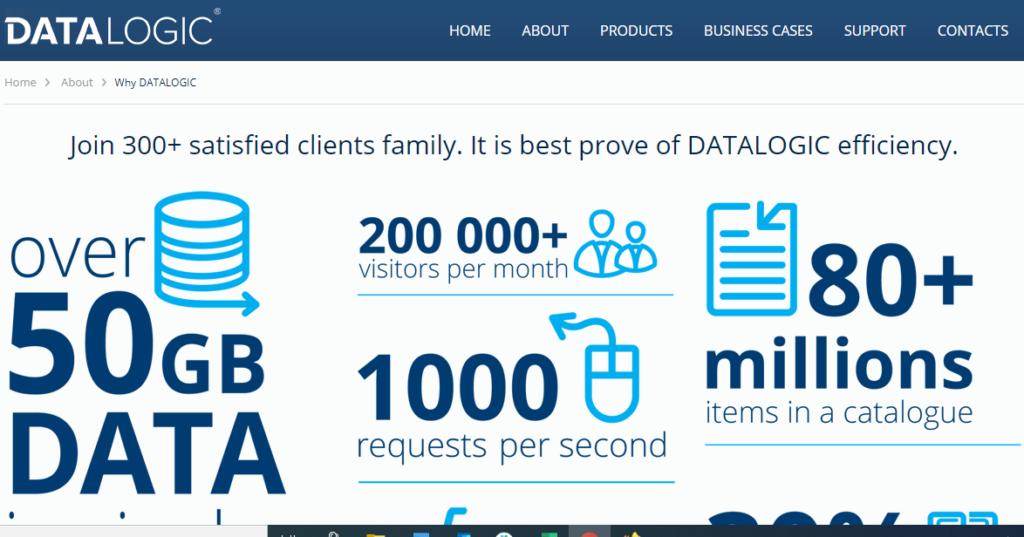 Data logic software - Usability LAB