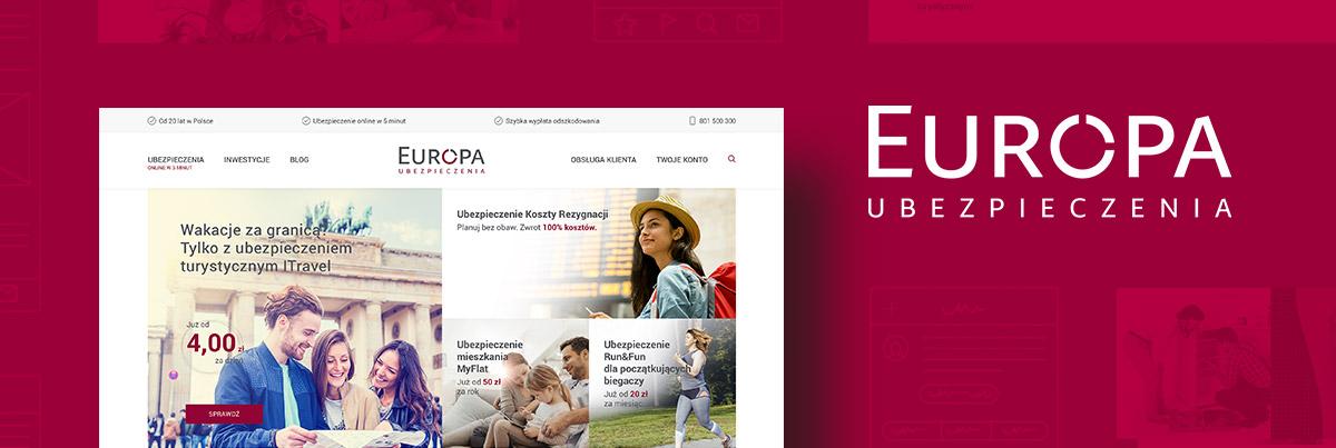 Re-launch portalu tueuropa.pl - Usability LAB